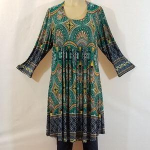 Reborn Silky Tunic/Dress
